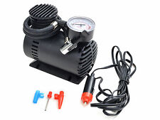 300 PSI Mini Air Compressor 12V Car Auto Portable Pump Tire Inflator w/gauge New