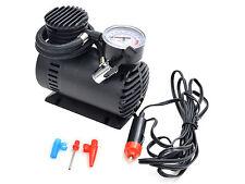 300 PSI Mini Air Compressor 12V Car Auto Portable Pump Tire Inflator w/gauge New
