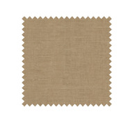 Wichelt Permin PREMIUM LINEN FABRIC 32 Ct Cross Stitch 18 x 27 CHESTNUT