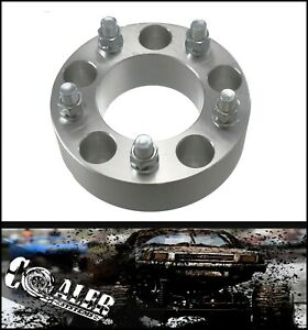 """5X135 WHEEL SPACERS ADAPTERS 2"""" INCH THICK FORD F-150 EXPEDITION NAVIGATOR 1X"""