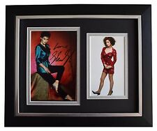 Sheena Easton  SIGNED 10x8 FRAMED Photo Autograph Display Music 9 to 5 COA