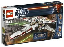 BRAND NEW LEGO Star Wars X-wing Starfighter 9493. Sealed box in excellent cond.