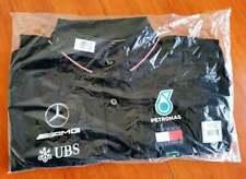 F1 AMG Petronas Mercedes Tommy Hilfiger ISSUE Team Shirt 2020 M (L) NEW HAMILTON