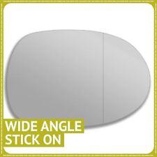 Côté Gauche Grand Angle Wing Door Mirror Glass for Honda Civic 06-11 Chauffé Plaque