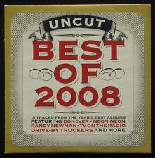 Uncut 2009 01 Best Of 2008 Card Sleeve CD (C331G)
