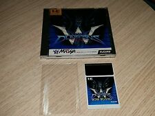 21-05 NEC PC ENGINE HU CARD HUCARD TURBOGRAFX DOUBLE DUNGEONS