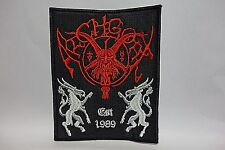 archgoat est 1989   EMBROIDERED  PATCH