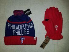 MLB Philadelphia Phillies Beanie/Gloves