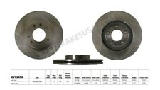 Disc Brake Rotor-Standard Brake Rotor Front Best Brake GP31438