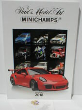 Minichamps katmi 2018 # Minichamps Catalogo Edition 1 2018 187 pagine 1:18 1:12