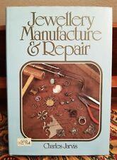 Jewellery Manufacture & Repair HB DJ 1981 Jarvis Jewelry Metalsmithng