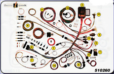 1961 -1966 Ford Pick-Up F 100 Classic Update Wiring Harness AAW New USA Quality