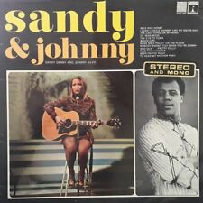 Sandy Denny And Johnny Silvo-Sandy And Johnny Vinyl LP.1967 Saga EROS 8041.