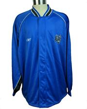 NBA Orlando Magic Reebok Jacket Adult Mens Size 3XL Blue Apparel Logo Full Zip