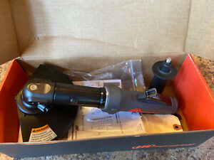 INGERSOLL RAND M2L100RP106 Extended Angle Grinder,10000 rpm,91 psi