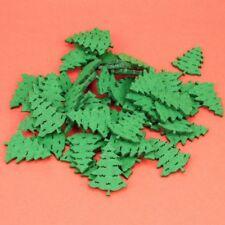 Tannenbaum aus Filz, 4cm Hoch,10er Set, Weihnachten, Dekoration, Tischdeko