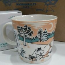 Arabia Moomin Valley Park Japan Limited Exclusive Moomin Mug 2019 MOOMINVALLEY