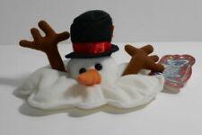 Meanies Shocking Stuffers Slushy The Snowman Plush Stuffed Animal Winter Toy
