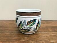 Glyn Ware Sugar Bowl, 1960s Denby Pottery, Vintage Tableware