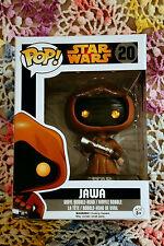 Star Wars Jawa #20 Pop! Vinyl Bobble Head