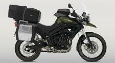 Stormforce Waterproof Bike Cover for Triumph Tiger ExplorerXC+top box & panniers