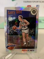 2019-20 Hoops Premium LARRY BIRD Tribute Silver Prizm - Boston Celtics