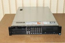 Dell R720 2x Xeon E5-2640v2 128GB RAM 8x SFF H710 iDRAC Enterprise 2 x 750W PSU