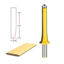 135mm 1/2'' Shank Router Bits Steel Louver Woodworking Cutter Milling Trim Tools