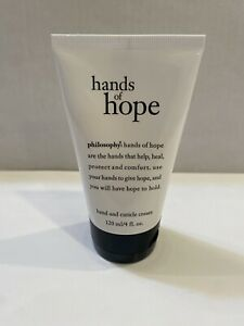 Philosophy Hands of Hope Hand and Cuticle Cream 120 ml 4 fl oz