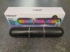 (Pa2) Intempo WDS47 Bluetooth Light up Capsule Speaker - BNIB