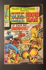 Tales of Suspense # 94 -  - Iron Man Captain America MARVEL Comics