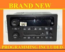 Brand New OEM 2003-2006 Chevy GMC Cd Cassette Radio GMC Truck SUV Unlocked