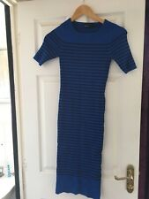 Beautiful Karen  Millen  Stretchy Dress Size 1, In Immaculate Condition