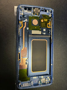 New Samsung Galaxy S9 Plus G965U G965 LCD Digitizer Frame Screen - Blue