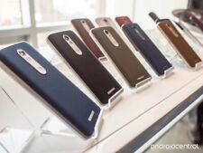 New Verizon Motorola Droid Turbo 2 XT1585 Smartphone/Black/Pebble Leather/64GB