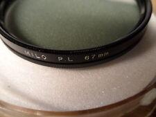 Professional 67mm  Lens Filter 67 mm Japan Made MILO