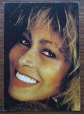 Carte postale Tina Turner  , postcard