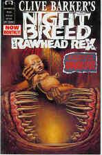 Clive BARKER 'S Nightbreed # 15 (Dan lawlis & John rheau painted tipo) (USA, 1992)