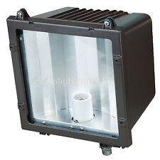 175W Metal Halide Pulse Start QuadV Flood Light Fixture UL Listed 4TAP