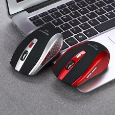 Mini Wireless Bluetooth 3.0 6D 2400DPI Optical Gaming Mouse Mice For PC Laptop