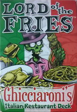 Lord Of The Fries Ghicciaroni's Italian Expansion Card Game CAG 225 Cheapass