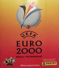 UEFA Euro 2000 - Panini Album COMPLETE