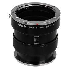 Fotodiox objetivamente adaptador vizelex macro perfectamente Canon EOS lens to Nikon Body