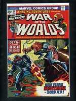 Amazing Adventures (1970) #24 VF/NM 1974 Marvel Killraven Comic Book