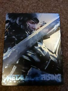 Metal Gear Rising Steelbook Only *No Game* RARE