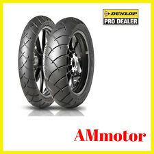 Pneumatici V strom Dunlop Trailsmart max 150 70 R 17 110 80 R 19 Coppia Gomme