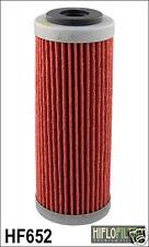 652 Filtro Olio Ktm SX-F 450 07/08