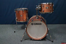 "Yamaha Absolute Hybrid Maple Shellset  -  ""Pink Champagne Sparke""  -  18,12,14"""