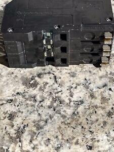 Square D QO320GFI 20 A Miniature Circuit Breaker