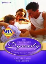 A Father's Vow (Trueblood Dynasty),Tina Leonard
